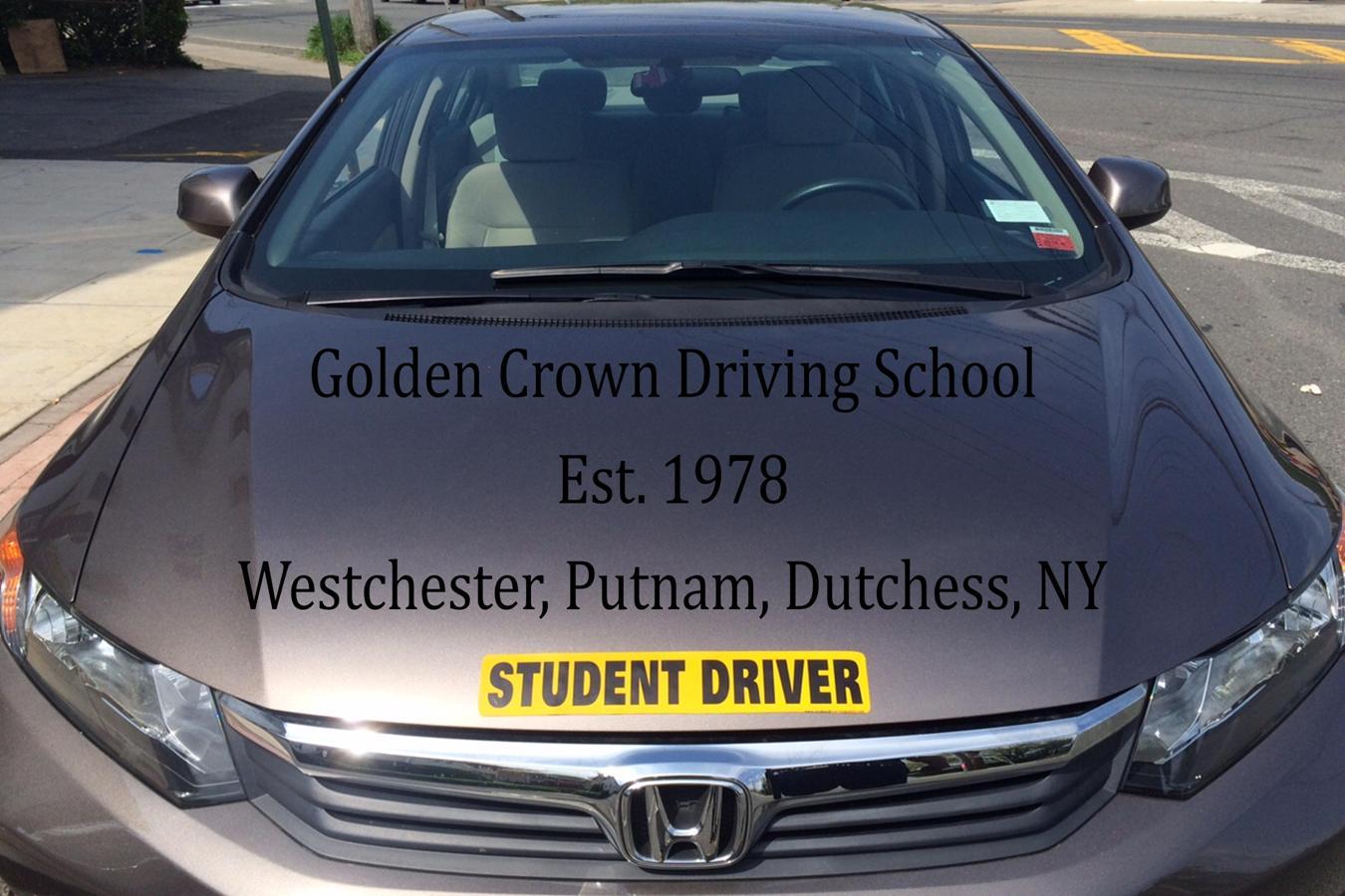 Golden Crown Driving School Driving Courses 5 Hour Courses